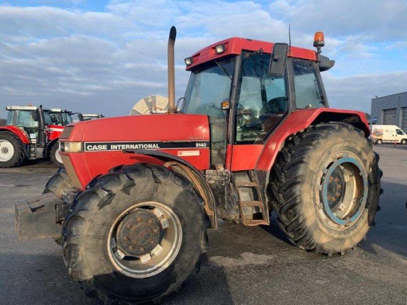 Traktor des Typs Case IH 5140, Gebrauchtmaschine in Ste Catherine (Bild 1)