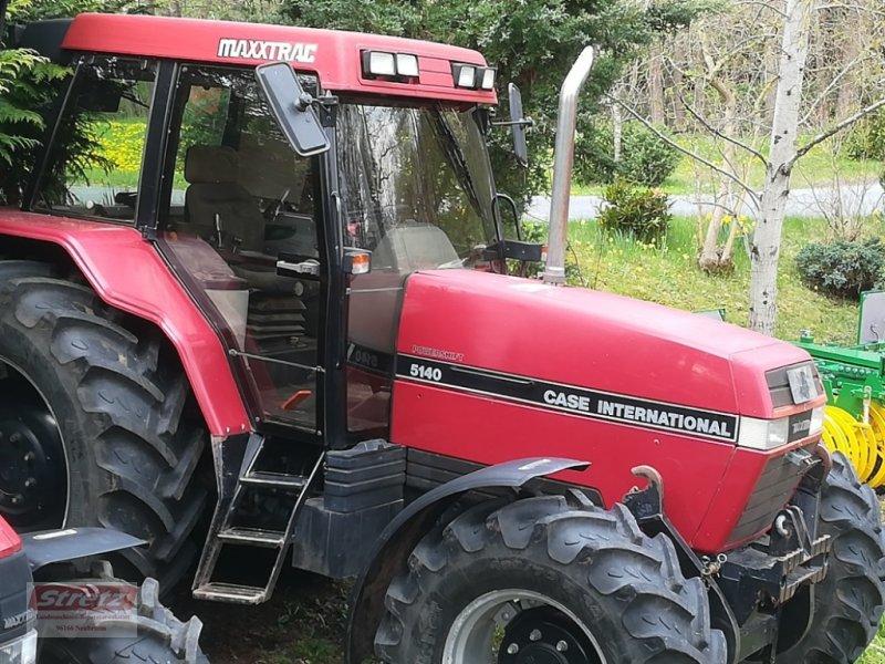 Traktor des Typs Case IH 5140, Gebrauchtmaschine in Kirchlauter-Neubrunn (Bild 1)