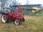 Traktor des Typs Case IH 523 Frontlader Schaufel Gabel in Kutenholz