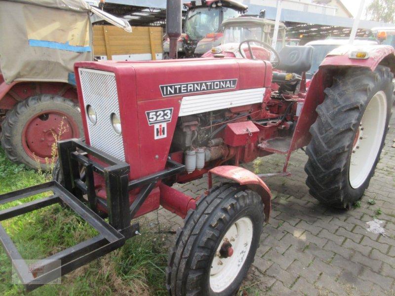 Traktor типа Case IH 523, Gebrauchtmaschine в Remchingen (Фотография 1)