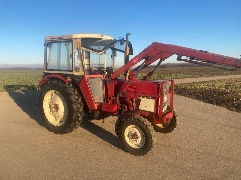 Traktor des Typs Case IH 533, Gebrauchtmaschine in Weil (Bild 1)