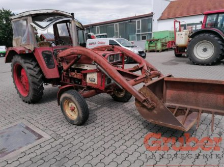 Traktor des Typs Case IH 554 S, Gebrauchtmaschine in Ampfing (Bild 4)