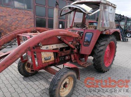 Traktor des Typs Case IH 554 S, Gebrauchtmaschine in Ampfing (Bild 1)