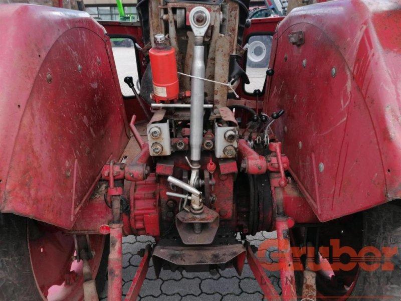 Traktor des Typs Case IH 554 S, Gebrauchtmaschine in Ampfing (Bild 7)