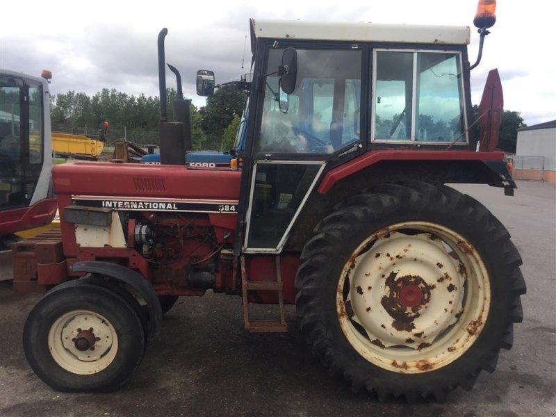 Traktor типа Case IH 584, Gebrauchtmaschine в Roskilde (Фотография 1)