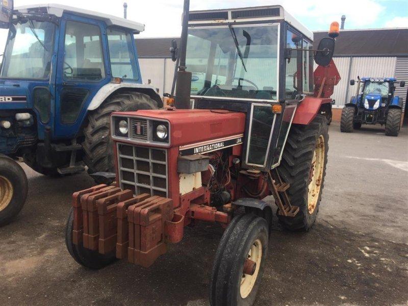 Traktor типа Case IH 584, Gebrauchtmaschine в Roskilde (Фотография 3)