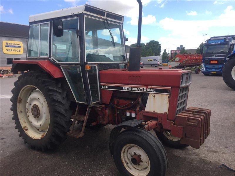Traktor типа Case IH 584, Gebrauchtmaschine в Roskilde (Фотография 4)