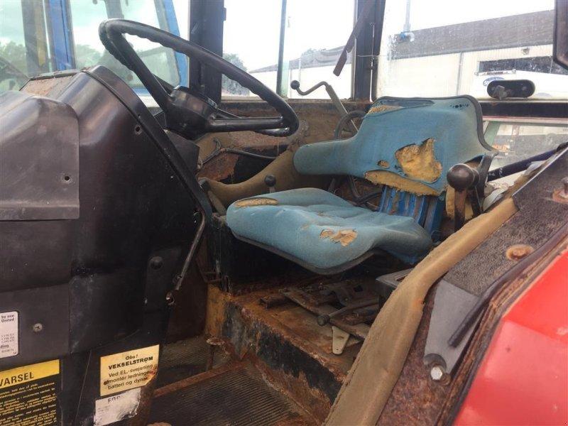 Traktor типа Case IH 584, Gebrauchtmaschine в Roskilde (Фотография 8)
