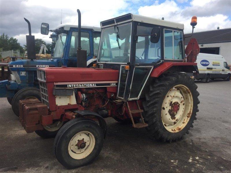 Traktor типа Case IH 584, Gebrauchtmaschine в Roskilde (Фотография 2)