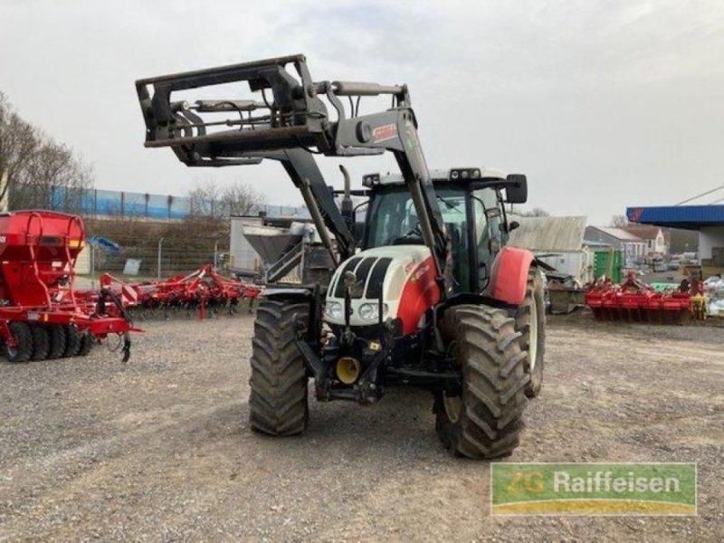 Traktor des Typs Case IH 6140 Profi, Gebrauchtmaschine in Bruchsal (Bild 1)