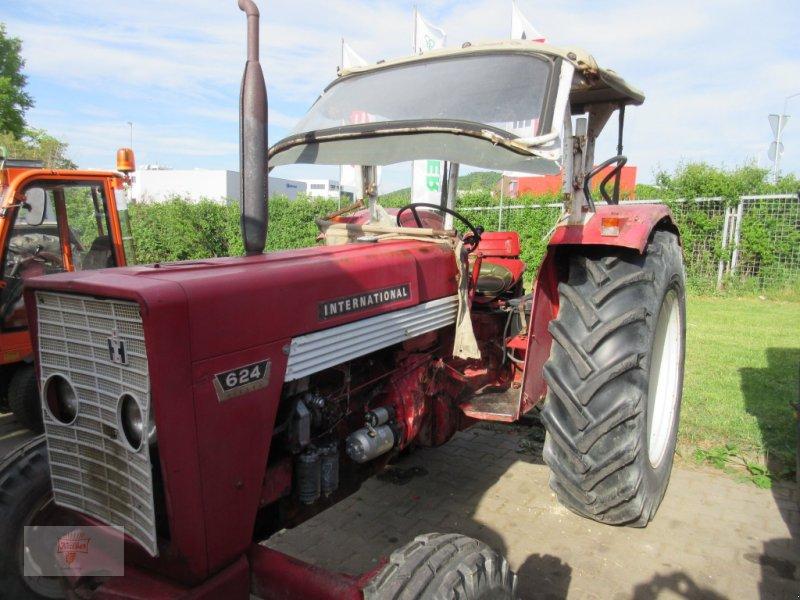 Traktor a típus Case IH 624, Gebrauchtmaschine ekkor: Remchingen (Kép 1)