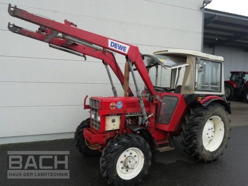 Traktor typu Case IH 633 A, Gebrauchtmaschine v Boxberg-Seehof (Obrázek 1)
