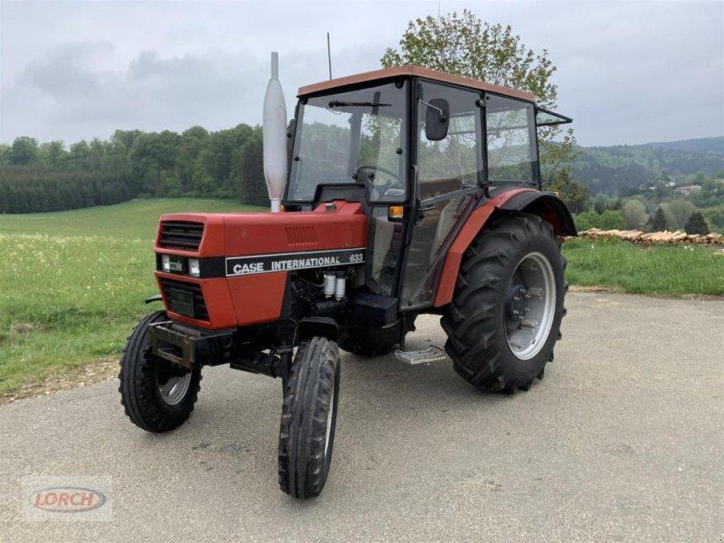 Traktor des Typs Case IH 633 S 2049h ComiCab, Gebrauchtmaschine in Trochtelfingen (Bild 1)