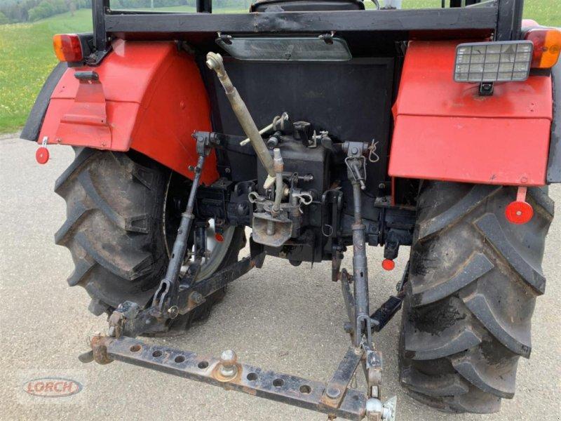 Traktor des Typs Case IH 633 S 2049h ComiCab, Gebrauchtmaschine in Trochtelfingen (Bild 4)