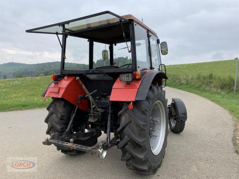 Traktor des Typs Case IH 633 S 2049h ComiCab, Gebrauchtmaschine in Trochtelfingen (Bild 3)