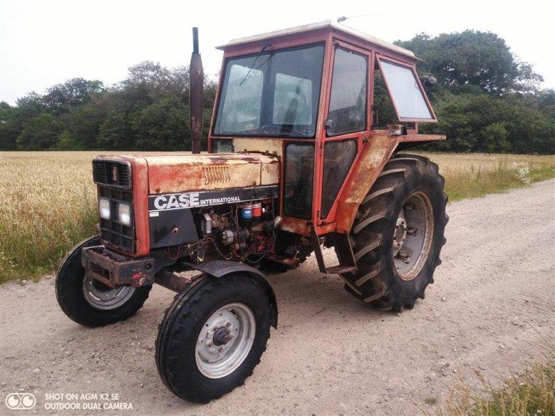 Traktor типа Case IH 633 Tysk model, Gebrauchtmaschine в Skive (Фотография 1)