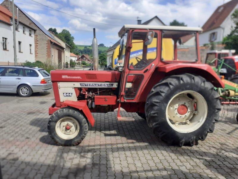 Traktor typu Case IH 644 H, Gebrauchtmaschine w Schwalbach (Zdjęcie 1)