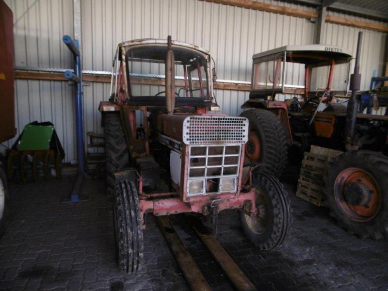 Traktor des Typs Case IH 644 S, Gebrauchtmaschine in Vehlow (Bild 1)