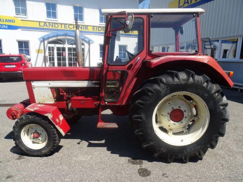Traktor des Typs Case IH 644, Gebrauchtmaschine in Burgkirchen (Bild 4)