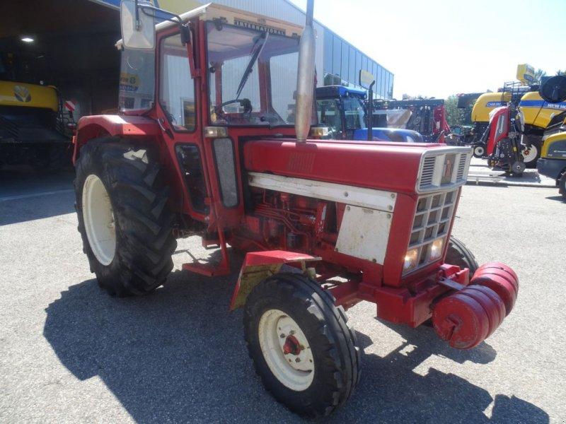 Traktor des Typs Case IH 644, Gebrauchtmaschine in Burgkirchen (Bild 2)