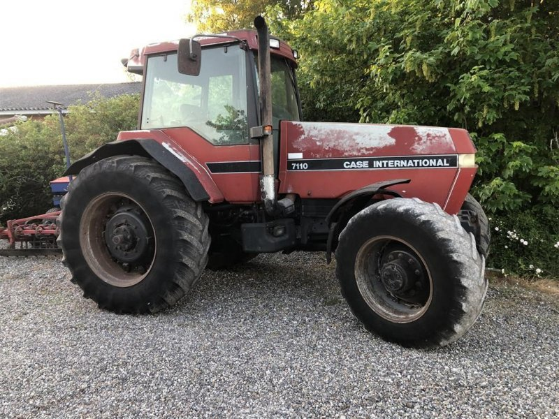 Traktor des Typs Case IH 7110, Gebrauchtmaschine in Nørager (Bild 1)