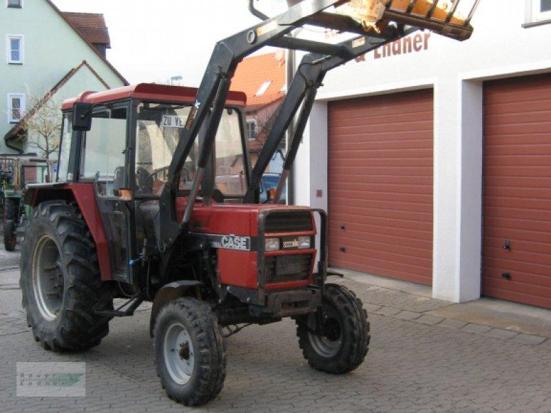 Traktor typu Case IH 733, Gebrauchtmaschine v Abenberg (Obrázek 1)