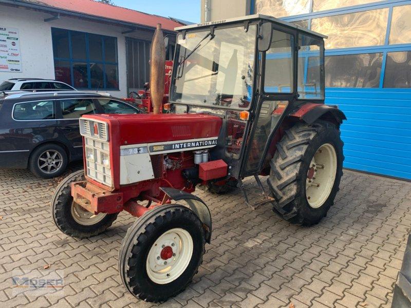 Traktor des Typs Case IH 733, Gebrauchtmaschine in Massing (Bild 1)