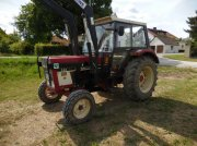 Traktor typu Case IH 743, Gebrauchtmaschine w Waischenfeld
