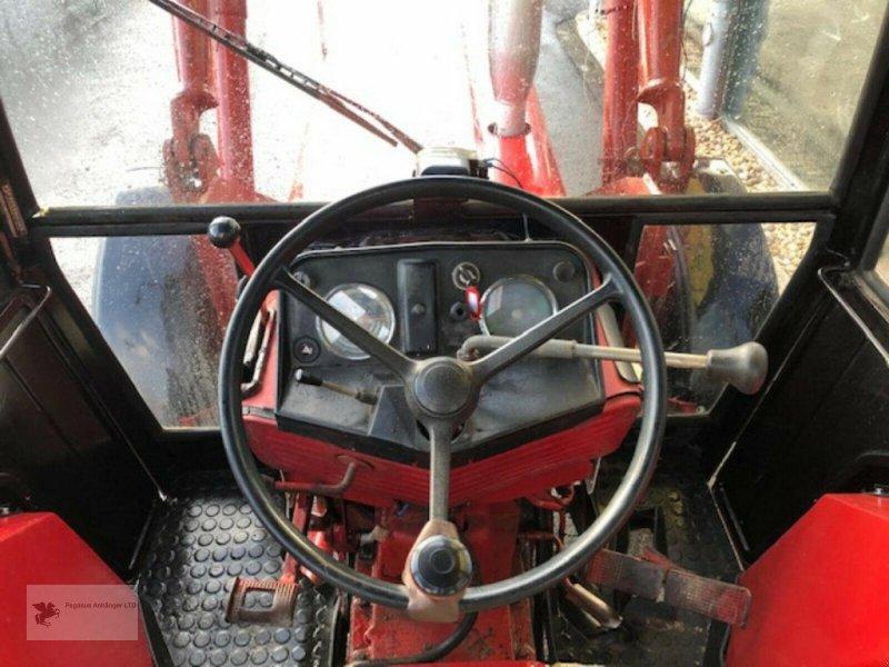 Traktor des Typs Case IH 744 Comfort 2000 Frontlader AHK Allrad, Gebrauchtmaschine in Gevelsberg (Bild 6)