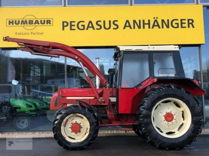 Traktor des Typs Case IH 744 Comfort 2000 Frontlader AHK Allrad, Gebrauchtmaschine in Gevelsberg (Bild 3)