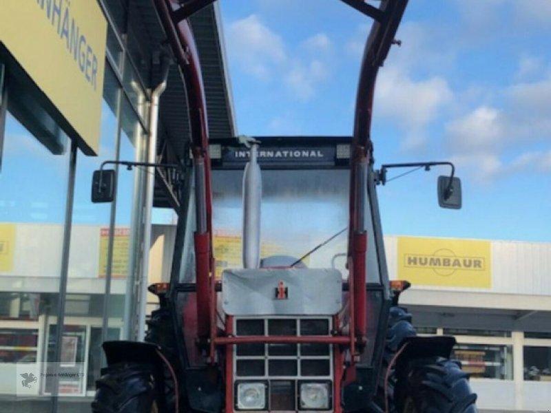 Traktor des Typs Case IH 744 Comfort 2000 Frontlader AHK Allrad, Gebrauchtmaschine in Gevelsberg (Bild 2)
