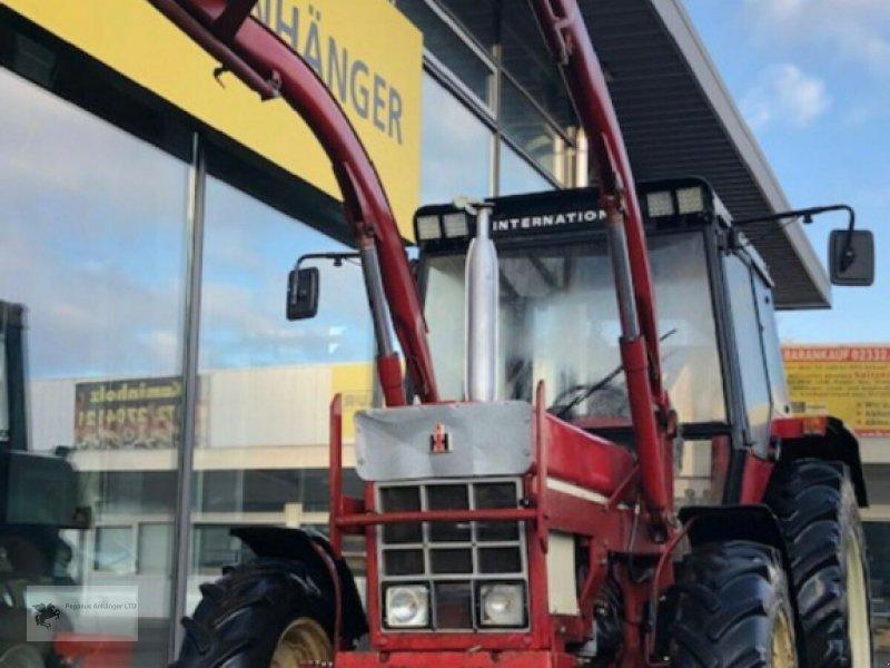 Traktor des Typs Case IH 744 Comfort 2000 Frontlader AHK Allrad, Gebrauchtmaschine in Gevelsberg (Bild 1)