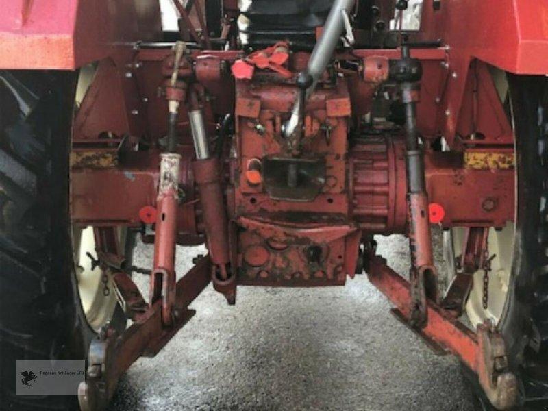 Traktor des Typs Case IH 744 Comfort 2000 Frontlader AHK Allrad, Gebrauchtmaschine in Gevelsberg (Bild 5)