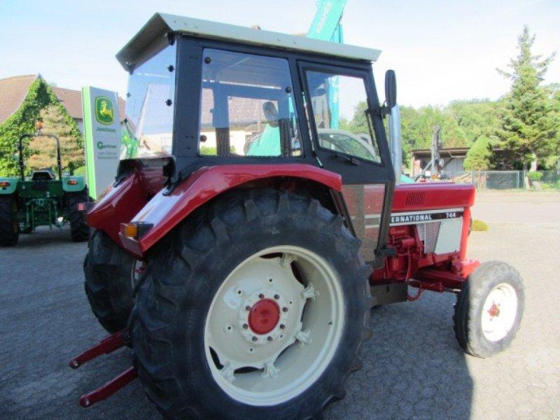 Traktor типа Case IH 744 S, Gebrauchtmaschine в Achern (Фотография 2)
