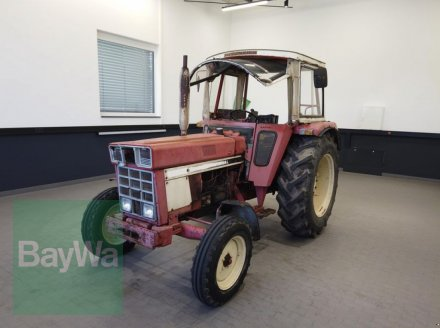Traktor des Typs Case IH 744S, Gebrauchtmaschine in Manching (Bild 1)