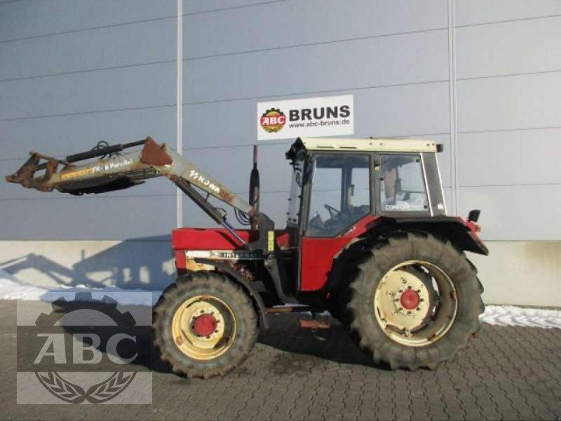 Traktor des Typs Case IH 745 AS, Gebrauchtmaschine in Cloppenburg (Bild 1)