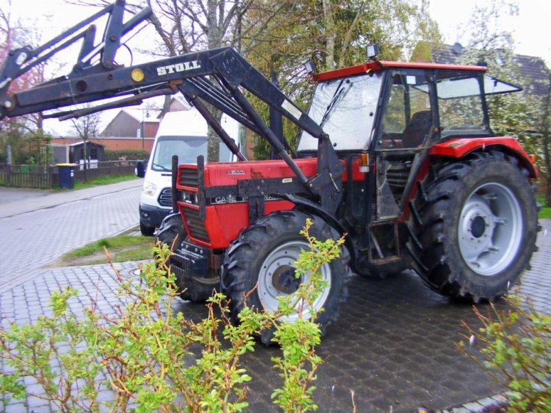 Traktor tipa Case IH 745 Frontlader+Druckluft+Niedrigkabine, Gebrauchtmaschine u Kutenholz (Slika 1)
