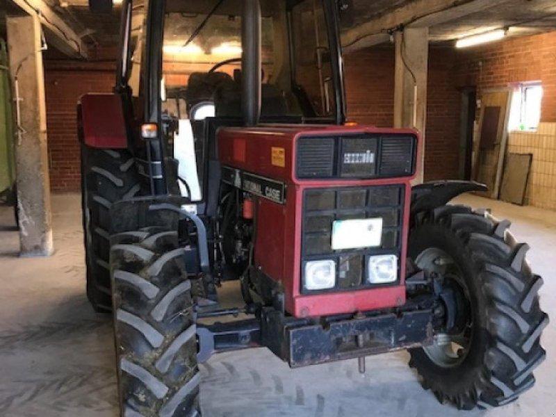 Traktor des Typs Case IH 745 XL 40km/h, Gebrauchtmaschine in Emsbüren (Bild 3)