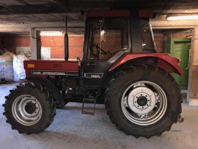 Traktor des Typs Case IH 745 XL 40km/h, Gebrauchtmaschine in Emsbüren (Bild 2)