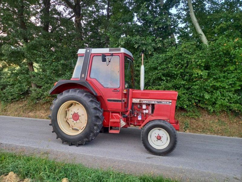 Traktor typu Case IH 745 XL, Gebrauchtmaschine w Fürstenfeld (Zdjęcie 1)