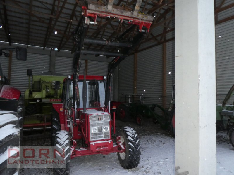 Traktor typu Case IH 833 A, Gebrauchtmaschine v Bruckberg (Obrázek 1)