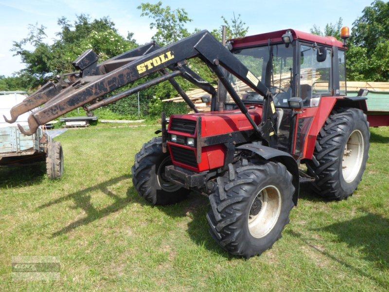Traktor a típus Case IH 833 Allr. Erst 3564 Std. Mit Frontlader. Guter Originalzustand, Gebrauchtmaschine ekkor: Langenzenn (Kép 1)