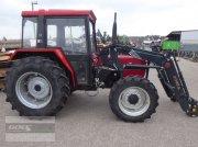 Case IH 833 Allr. mit fabrikneuen Stoll Ind-Lader mit EHS Traktor
