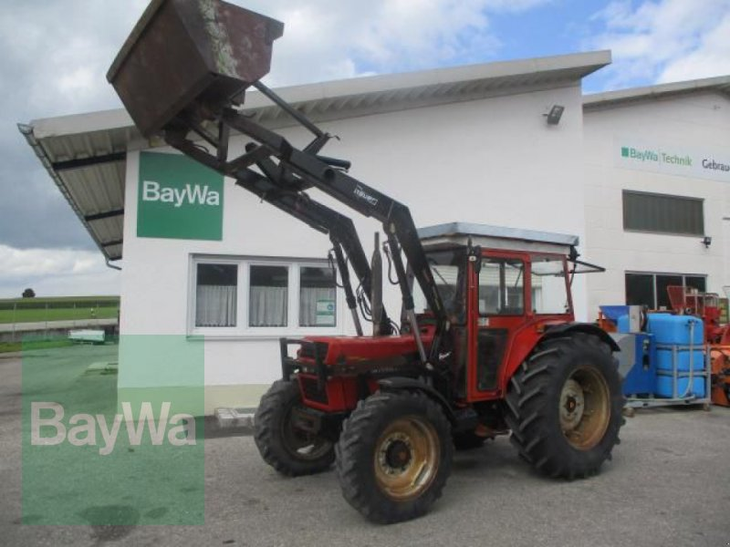Traktor des Typs Case IH 833 AV  #589, Gebrauchtmaschine in Schönau b.Tuntenhausen (Bild 1)