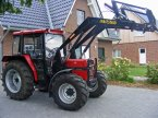 Traktor des Typs Case IH 833+ Frontlader в Kutenholz