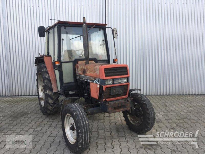 Traktor des Typs Case IH 833S, Gebrauchtmaschine in Wildeshausen (Bild 1)