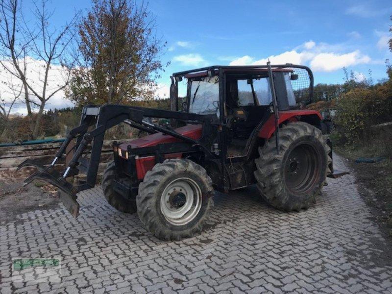 Traktor des Typs Case IH 844 AV, Gebrauchtmaschine in Kirchhundem (Bild 1)