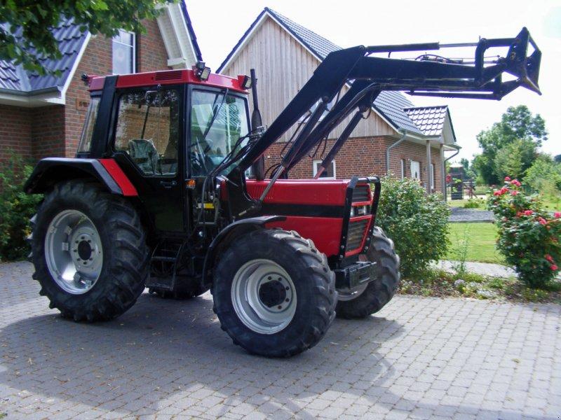 Traktor des Typs Case IH 844+ Frontlader, Gebrauchtmaschine in Kutenholz (Bild 1)