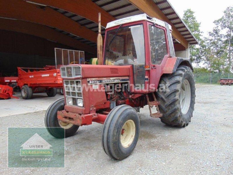 Traktor des Typs Case IH 844 XL, Gebrauchtmaschine in Hofkirchen (Bild 1)