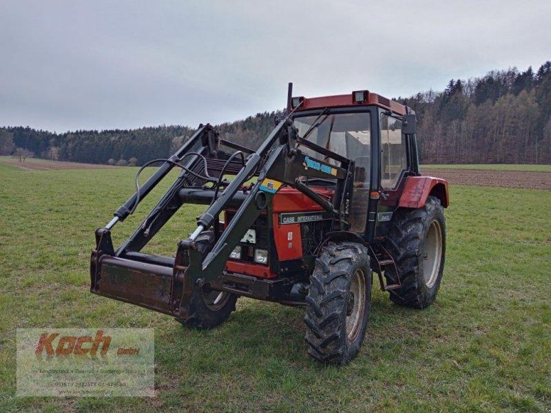 Traktor типа Case IH 844 XLA, Gebrauchtmaschine в Neumarkt / Pölling (Фотография 1)